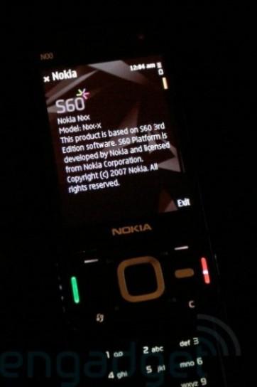 Rumors: le prime immagini del Nokia N85?