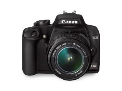 Canon Eos 1000 D L