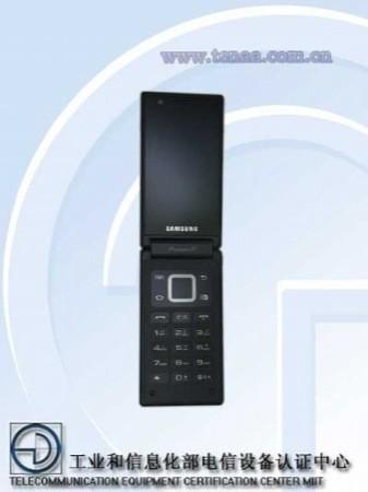 Samsung SCH-W999, smartphone touchscreen e a conchiglia insieme