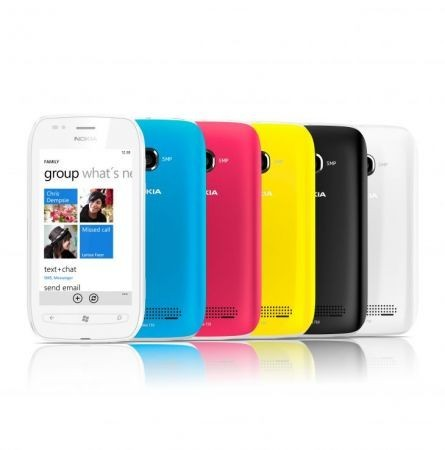 Nokia Lumia 710 al Nokia World 2011: smartphone Windows Phone 7.5 Mango a 270 euro