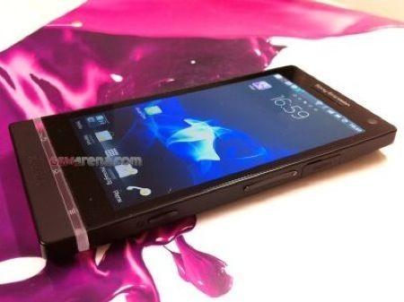 Sony Ericsson Xperia HD