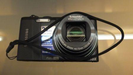 Samsung WB750 la macchina fotografica