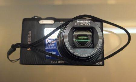 Ottica della Samsung WB750