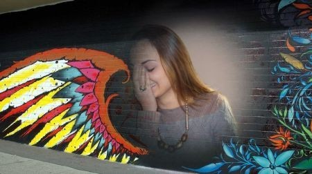 Samsung WB750, foto murales con Magic Frame