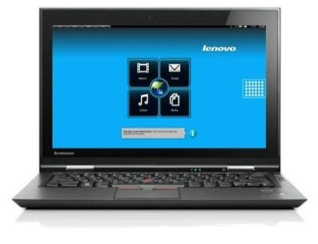 Lenovo ThinkPad X1 Hybrid, notebook con due sistemi operativi e due processori