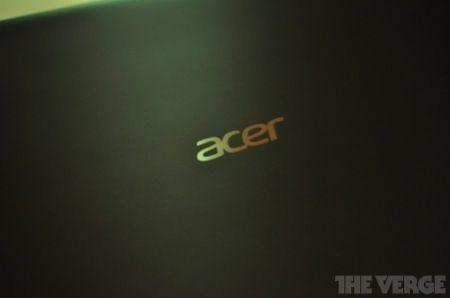 Acer Aspire S5 - CES 2012