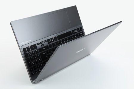 CES 2012: Acer Aspire Timeline Ultra, ultrabook con 8 ore di autonomia