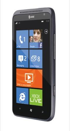 HTC Titan II - CES 2012