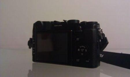 Fujifilm X10, retro