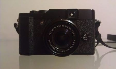 Fujifilm X10, la fotocamera
