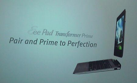 Asus Eee Pad Transformer Prime