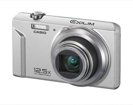 Casio EXILIM Hi-Zoom EX-ZS100