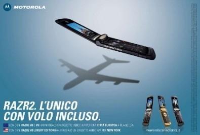 Vola con Motorola L 6