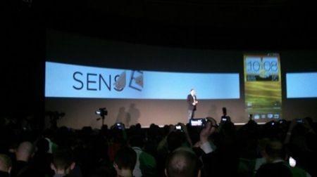 HTC One X, S e V - MWC 2012