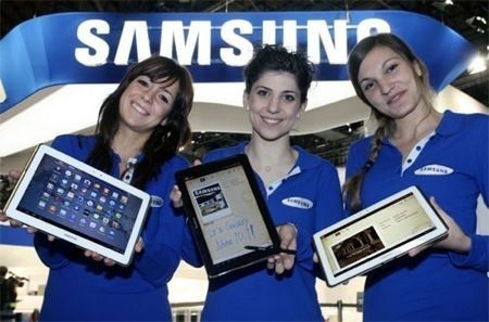 Samsung Galaxy Note 10.1 - MWC 2012
