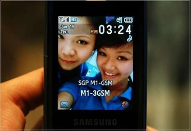 Anteprima: prime foto del Samsung SGH-J800