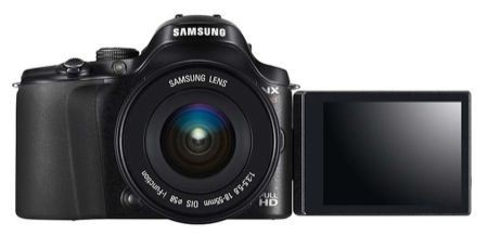 Samsung NX1000, NX210 e NX20