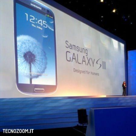 Il Samsung Galaxy S3