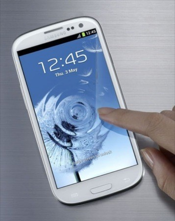 Samsung Galaxy S3, foto ufficiali