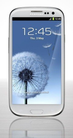 Samsung Galaxy S3, foto ufficiali