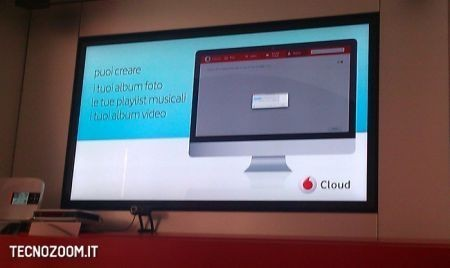 Vodafone Cloud disponibile anche su Mac e PC
