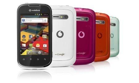 Vodafone Smart 2, scheda tecnica e prezzi del nuovo smartphone Android low cost [FOTO]
