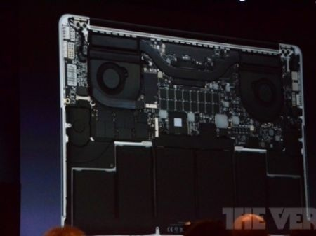 Nuovi MacBook al WWDC 2012