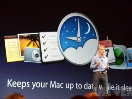 WWDC 2012 - OS X Mountain Lion