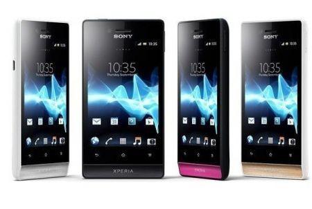 Sony Xperia miro, scheda tecnica del nuovo smartphone Android [FOTO e VIDEO]