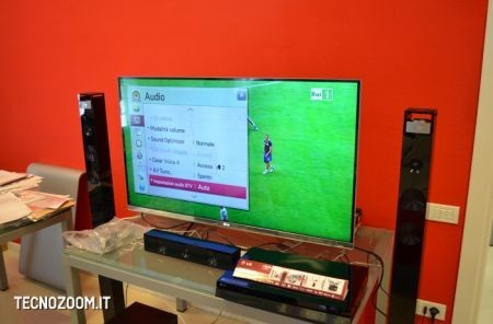 Smart TV 3D LG 47LM670