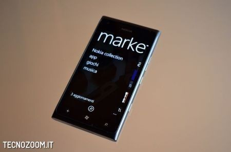 Nokia Lumia 900, il market di Windows Phone