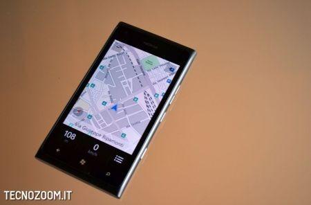 Nokia Lumia 900, Nokia Maps