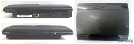 Foto spia Playstation 3 Super Slim