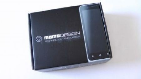 ZTE Momodesign MD Droid