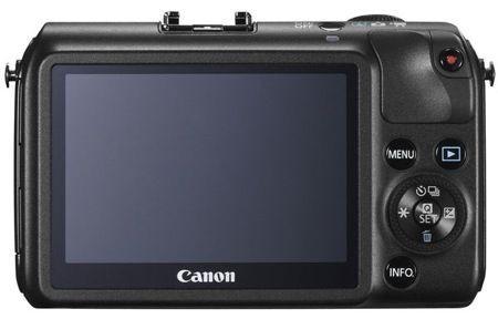 Canon EOS M, caratteristiche della prima mirrorless della casa giapponese [FOTO]