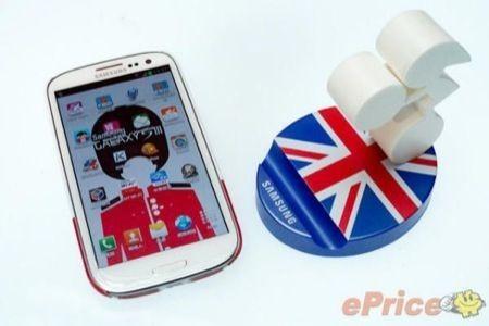 Samsung Galaxy S3 Olimpiadi 2012, edizione speciale per i Giochi [FOTO]