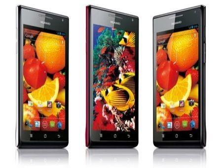 Huawei Ascend P1 disponibile in Italia al prezzo di 449 euro [FOTO e VIDEO]