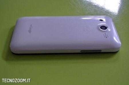 Huawei Honour, il lato sinistro