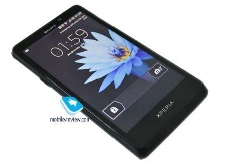 Sony Xperia Mint