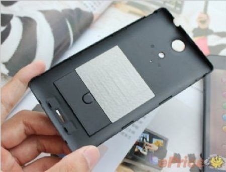 Sony Xperia GX Hayabusa, prime immagini dal vivo [FOTO e VIDEO]