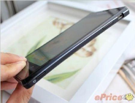 Sony Xperia GX Hayabusa