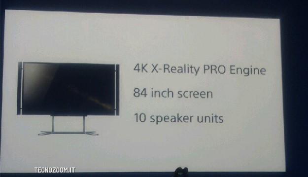 IFA 2012 - Presentazione Sony