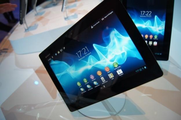 Sony Xperia Tablet S - IFA 2012