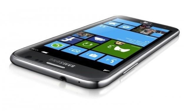 Samsung ATIV S - Isometrica