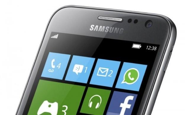Samsung ATIV S - Dettaglio superiore