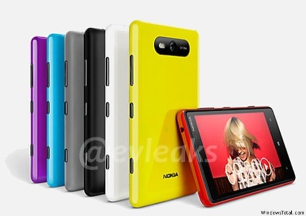 Nokia Lumia 820 - Anteprima