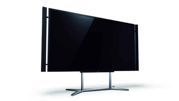 Sony TV Bravia 4K - IFA 2012