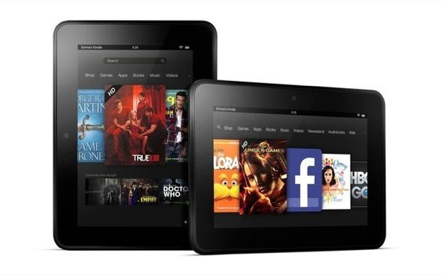 Kindle Fire HD 7 pollici
