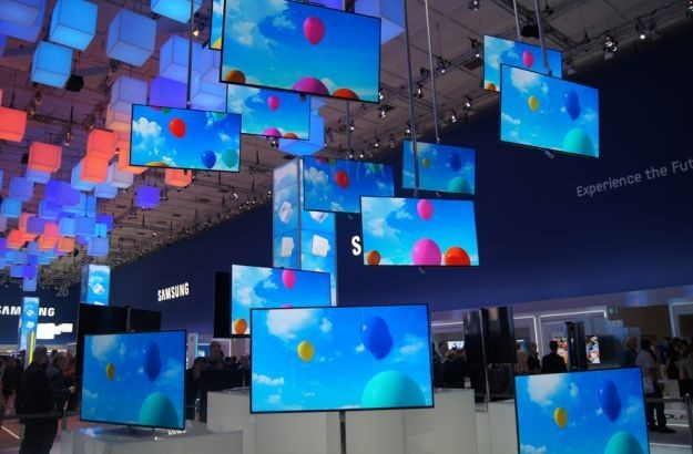 Samsung OLED TV, bassi consumi per grandi performance [FOTO e VIDEO]