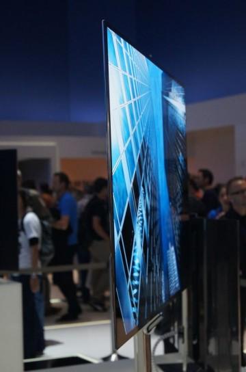 Samsung OLED TV 55 pollici - IFA 2012